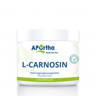APOrtha L-Carnosin - 250 g veganes Pulver