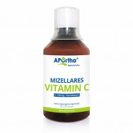 Mizellares Vitamin C - 1.130 mg - 300 ml (30 Tagesportionen)
