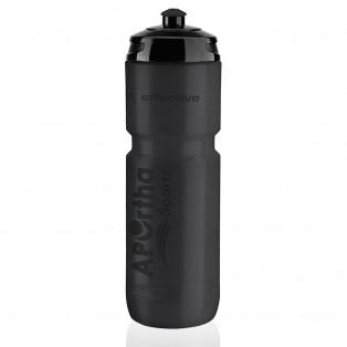 APOrtha Sports ALL BLACK 800 ml Trinkflasche