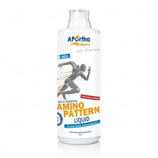 APOrtha Sports Multi essential Amino Pattern Liquid - 1.000 ml