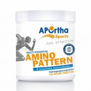APOrtha-Sports Amino Pattern essentielle Aminosäuren - 420 vegane Tabletten